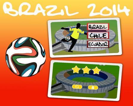 BRAZIL 2014 - FIFA WORLD CUP screenshot 1
