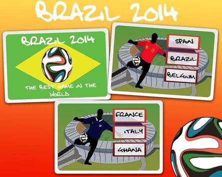 BRAZIL 2014 - FIFA WORLD CUP screenshot 4