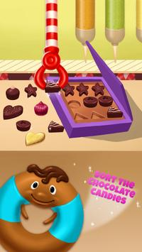 Candy Planet Factory Chef apk screenshot