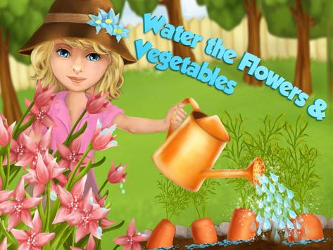 Dream Garden - Best Girls Game apk screenshot