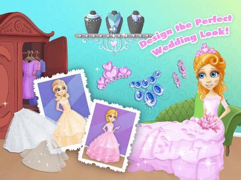Dream Wedding Day - Girls Game apk screenshot