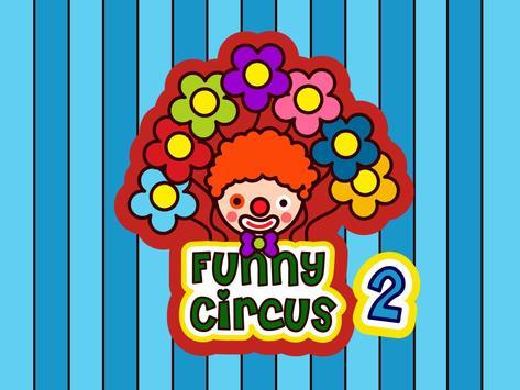 Funny Circus 2 apk screenshot