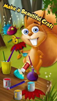 Forest Animals Arts and Crafts apk screenshot