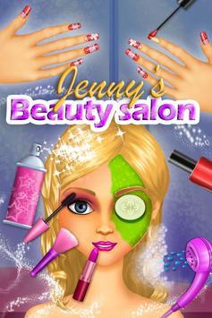 Jenny's Beauty Salon and SPA poster