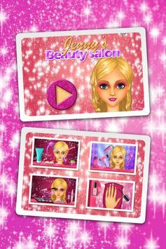 Jenny's Beauty Salon and SPA apk screenshot