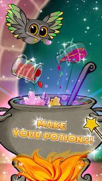 Luna's Magic School 海报
