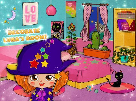 Luna's Magic School 截图 12