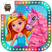Princess Girls Club Games icon
