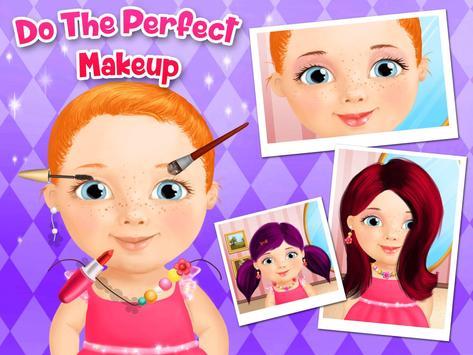 Sweet Baby Girl Beauty Salon apk screenshot