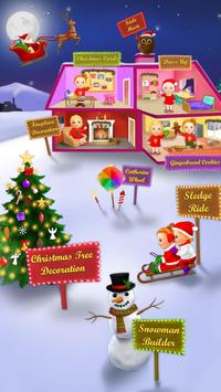 Sweet Baby Girl Christmas Fun poster