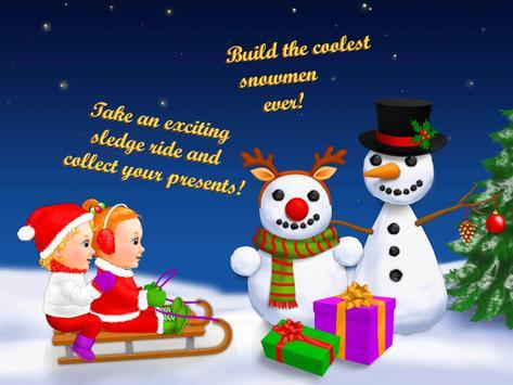 Sweet Baby Girl Christmas Fun screenshot 10