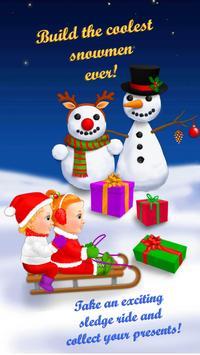 Sweet Baby Girl Christmas Fun screenshot 1