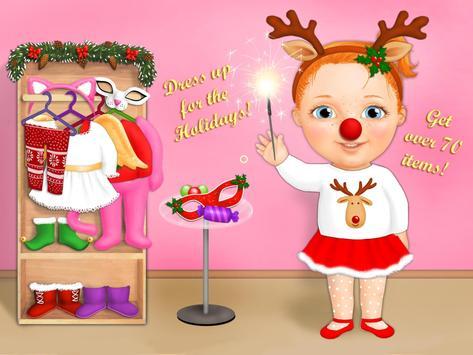 Sweet Baby Girl Christmas Fun screenshot 8