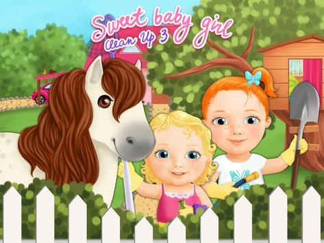 Sweet Baby Girl Cleanup 3 apk screenshot