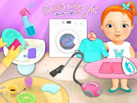 Sweet Baby Girl - Cleanup apk screenshot