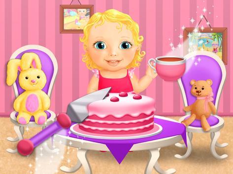 Sweet Baby Girl Dream House 2 apk screenshot
