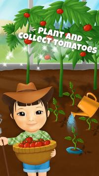 Sweet Baby Girl Farm Adventure poster