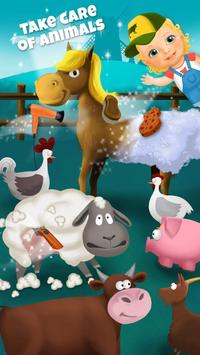 Sweet Baby Girl Farm Adventure apk screenshot