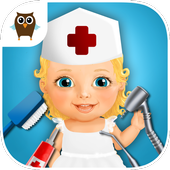 Sweet Baby Girl - Hospital icon