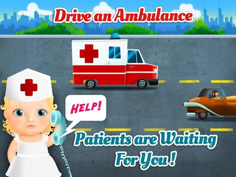 Sweet Baby Girl - Hospital apk screenshot