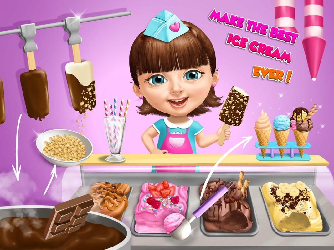 fun baby care games download