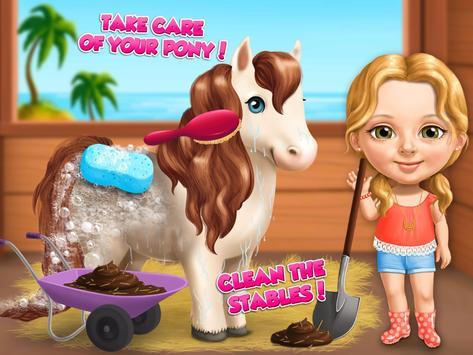 Sweet Baby Girl Summer Fun apk screenshot
