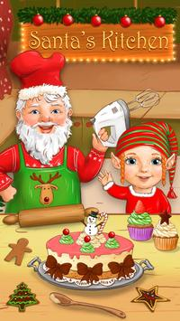 Santa's Christmas Kitchen poster