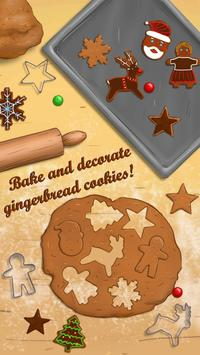 Santa's Christmas Kitchen apk screenshot