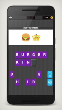Emoji Game: Guess Brand Quiz poster