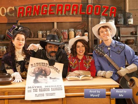 TVOKids Rangerpalooza poster