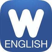 Englisch mit Words icon