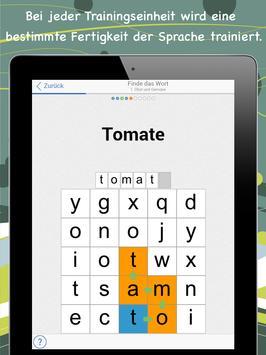 Englisch mit Words apk screenshot