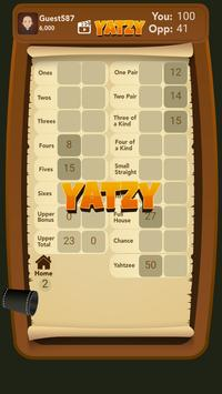 Offline Yatzy - Amazing Dice Game screenshot 5