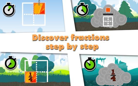 Slice Fractions School Edition screenshot 12