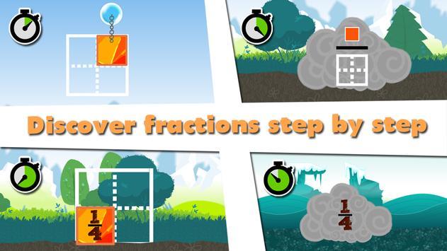 Slice Fractions School Edition screenshot 2