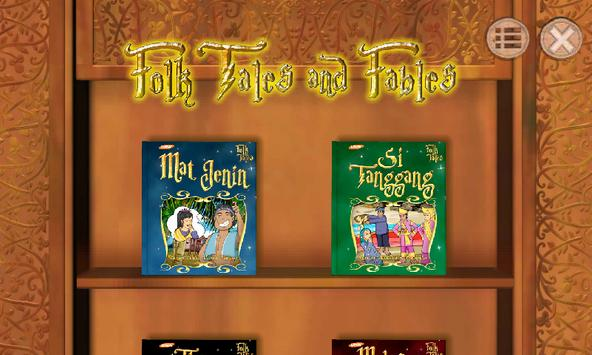 Folk Tales And Fables Lite apk screenshot