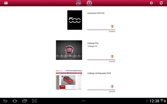 Fiat - Concesionarias screenshot 1