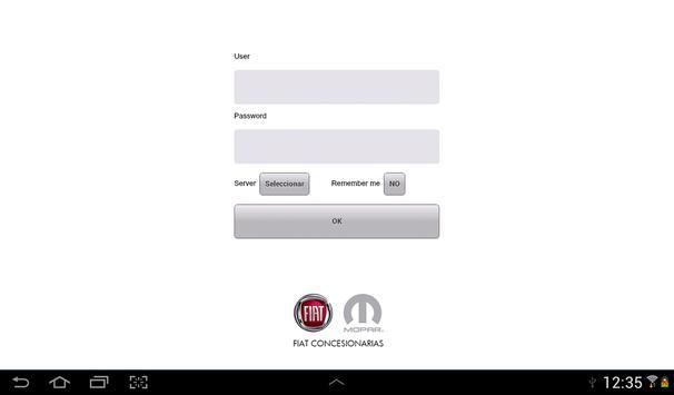 Fiat - Concesionarias screenshot 4