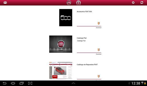 Fiat - Concesionarias screenshot 5