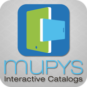 Mupys Catálogos icon