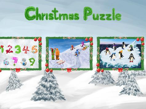 Christmas Puzzle Game apk screenshot
