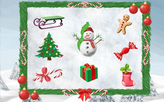 Christmas Puzzle Game poster
