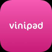 Vinipad icône