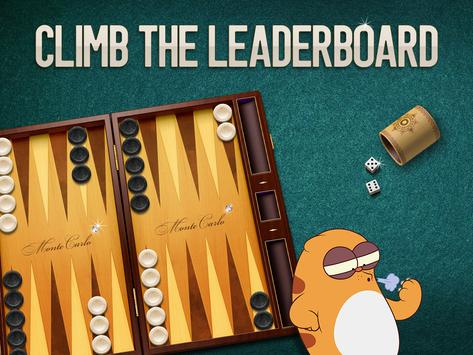Viber Backgammon apk screenshot