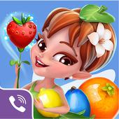 ikon Viber Fruit Adventure