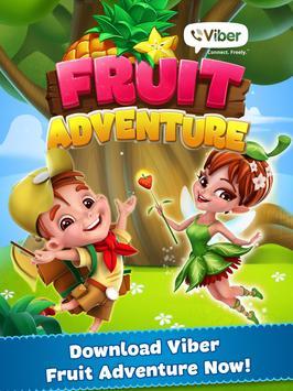 Viber Fruit Adventure apk स्क्रीनशॉट