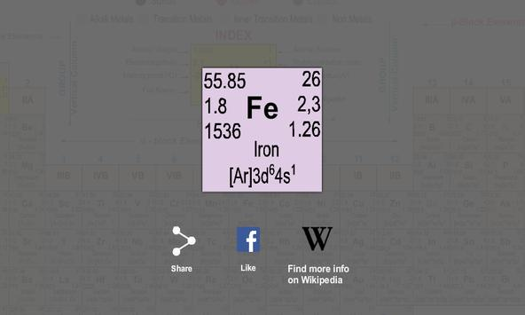 Periodic table apk download free education app for android periodic table poster periodic table apk screenshot periodic table apk screenshot urtaz Choice Image