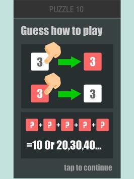 Puzzle10 apk screenshot