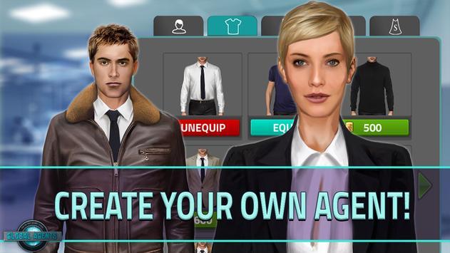 Global Agents (Unreleased) apk screenshot