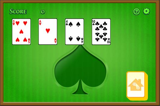 Aces Up Solitaire poster